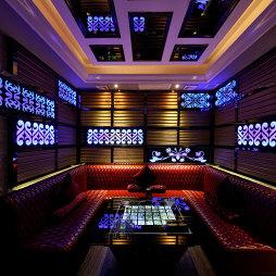 紫龙汇KTV 室内设计