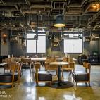 R&C咖啡厅创意吊顶设计