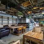 R&C咖啡厅装修案例