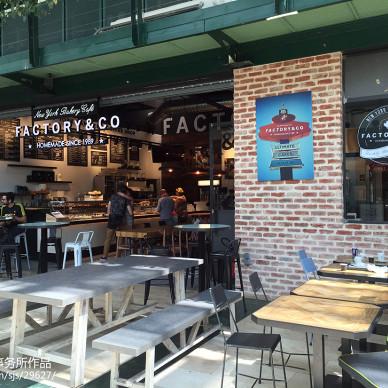 咖啡厅外摆区装修