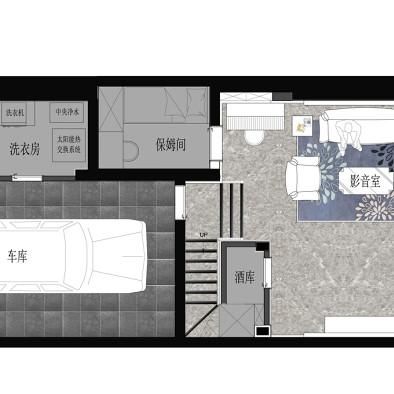 青岛晓港名城别墅