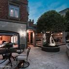 家装欧式风格别墅花园装修