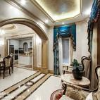 家居欧式风格别墅玄关设计