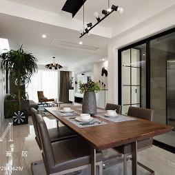 家装北欧格调餐厅设计