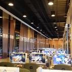 网咖电玩城游戏区装修