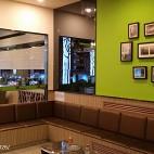 网咖店照片墙设计