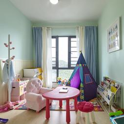 创意北欧风格儿童房设计