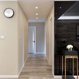 家装现代风格过道设计