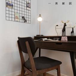 家装北欧风格二居室书房设计