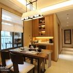 雅致中式风格餐厅设计