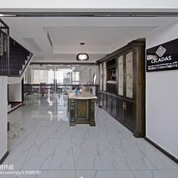设计公司大厅设计