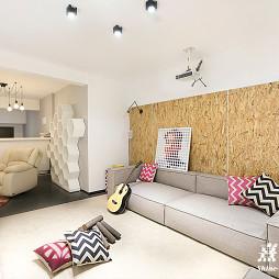 清新简约格调客厅设计