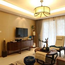 古典中式風格客廳設計