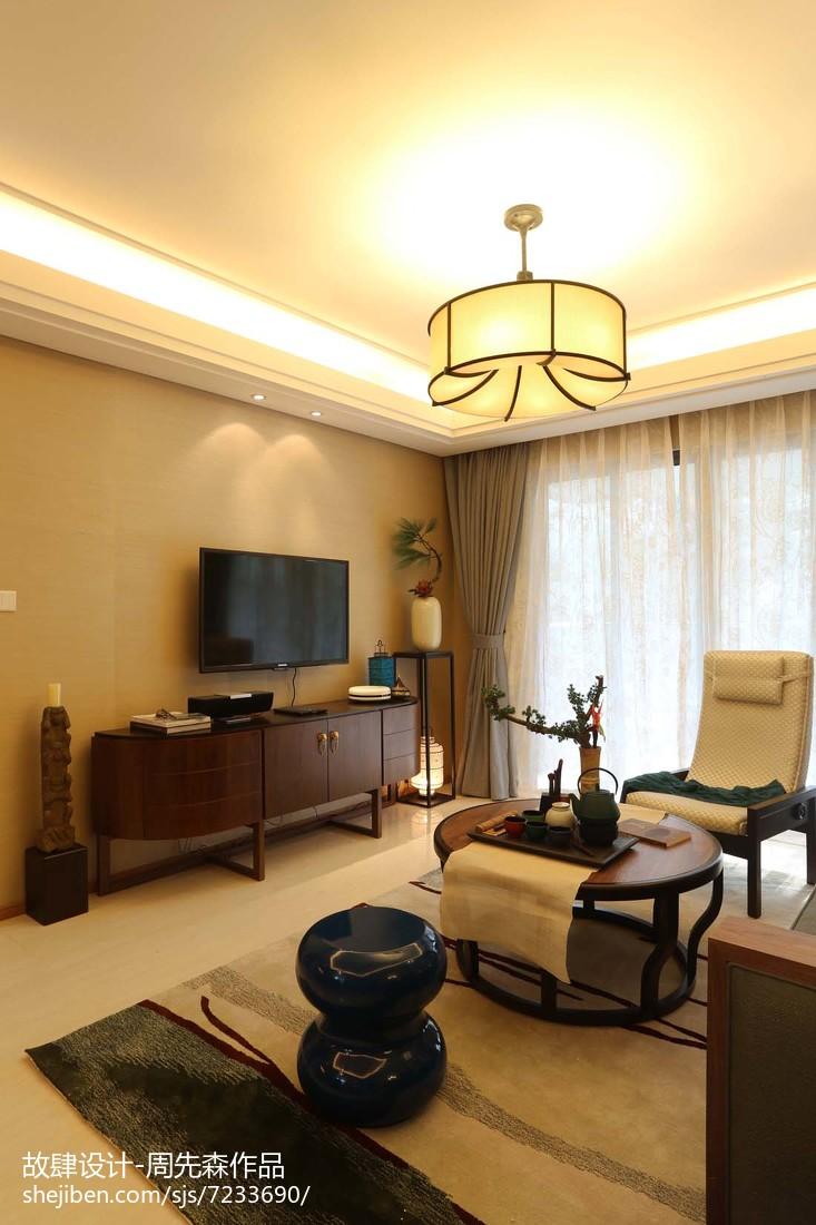 古典中式风格客厅设计
