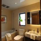 家装中式格调卫浴装修