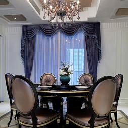 大气新古典风格餐厅设计