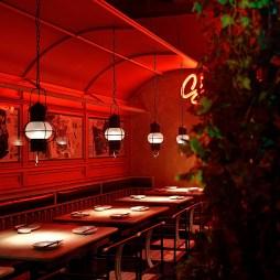 秀寿司餐厅个性设计