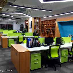 公司办公区域装修