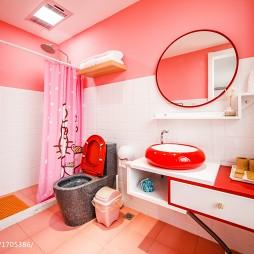 酒店创意卫浴装修