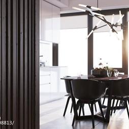 LOFT风格家居餐厅设计