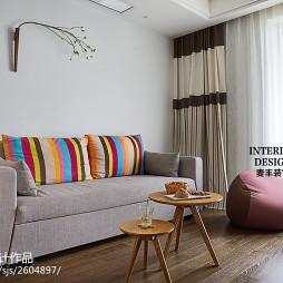 简约日式休闲区设计