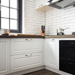 家装美式风格厨房装修