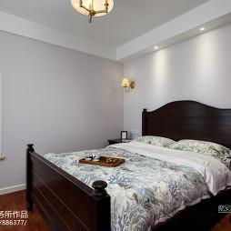 简约美式卧室设计案例