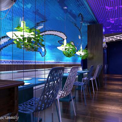 海洋风格主题餐厅_2453559