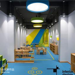 新爱婴儿童早教中心设计