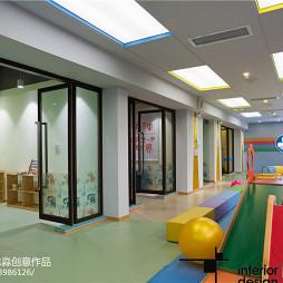 新爱婴儿童早教中心吊顶装修