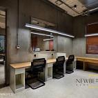 工装工业风办公空间设计