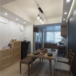 家装简欧风格餐厅设计