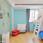 北欧风格童趣儿童房设计