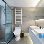 大气北欧风格卫浴设计