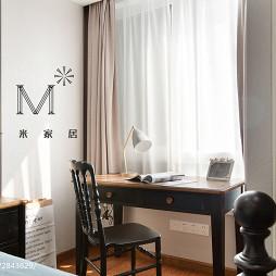 简约美式风格卧室装修