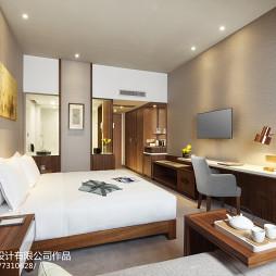 德根饭店创意卧室设计