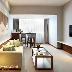 德根饭店卧室客厅设计