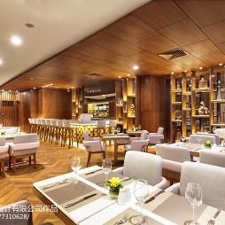德根饭店西餐厅装修