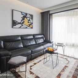 家装现代格调客厅设计