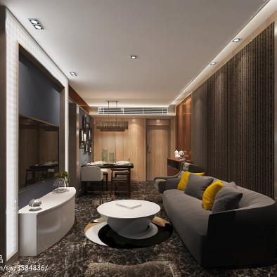 四季御园89平(现代)住宅设计_2460574