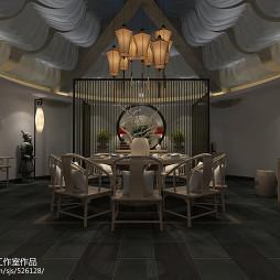金域蓝湾禾唐餐厅包间_2461402