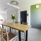 极致简欧风格家居餐厅设计