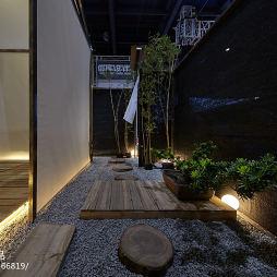 展示空间后院设计