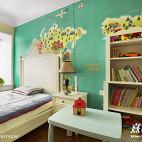 美式趣味儿童房设计