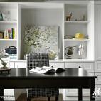 简雅美式风格卧室装饰图
