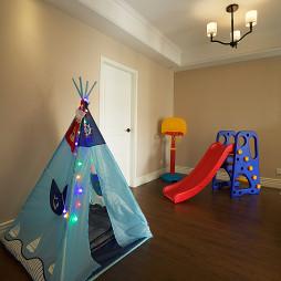 美式风格童趣儿童房设计