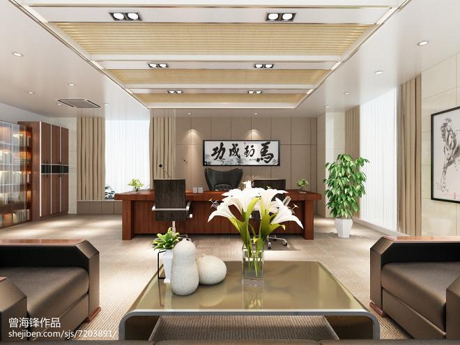 株洲办公室装修设计_2467251