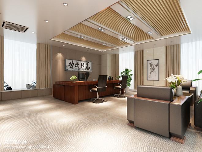 株洲办公室装修设计_2467252