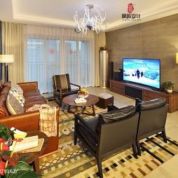 简约风格四居室客厅设计