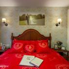 家装美式风格卧室设计